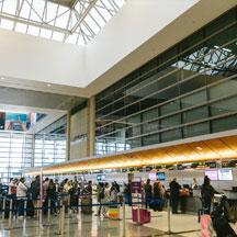 利用者数の多い空港ランキング